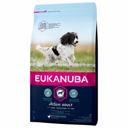 Eukanuba Active Adult...