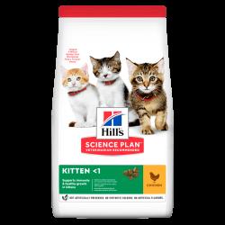 Hills Sp Kitten Chicken