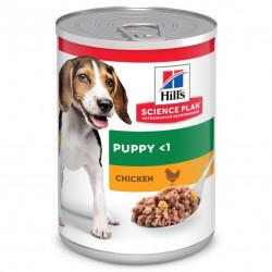 Hills Sp Puppy Chicken 370G
