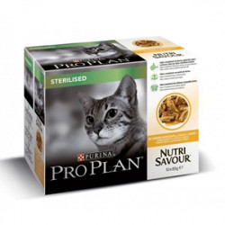 Proplan Sterilised Cat...