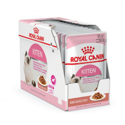 Royal Canin Kitten Gravy 12...