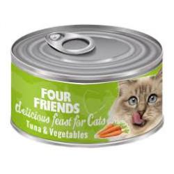 Fourfriends Burkmat Tuna &...