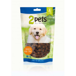 2pets Dogsnack Chicken...